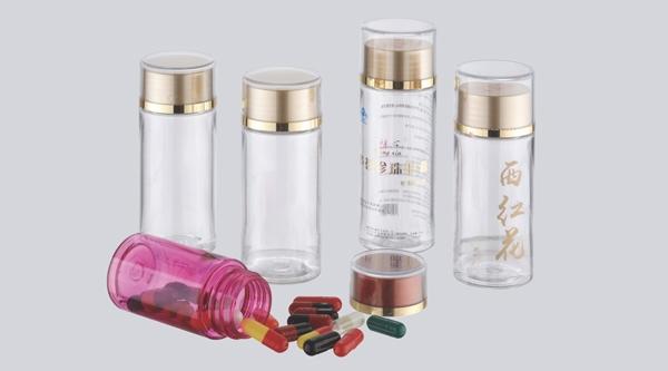 细直圆瓶系列